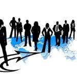 Business: oft Blau, Schwarz für Stärke, Power, Männlichkeit
