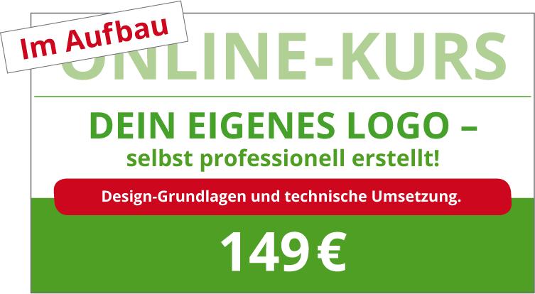 Logo-Erstellung-Kurs