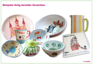 kaaro. Keramik-Malsstudio-Bsp. 1
